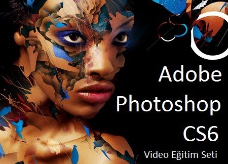 Adobe Photoshop CS6 Video Eğitim Seti