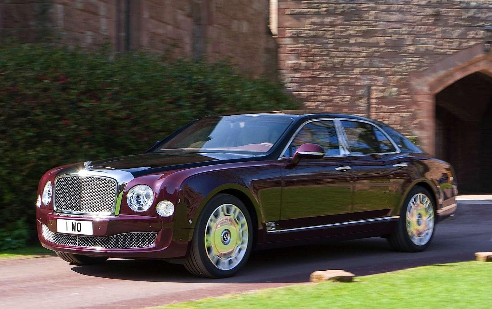 Bentley Mulsanne Diamond Jubilee Edition Used Cars