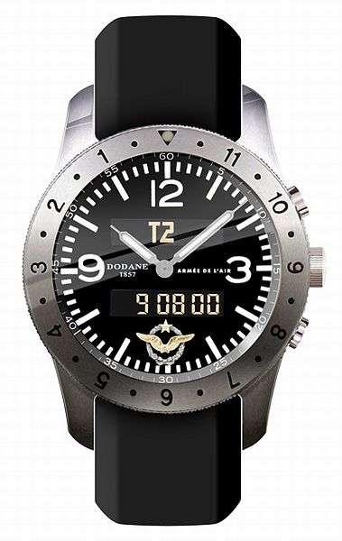 Dodane 1857 exclusive quartz watch
