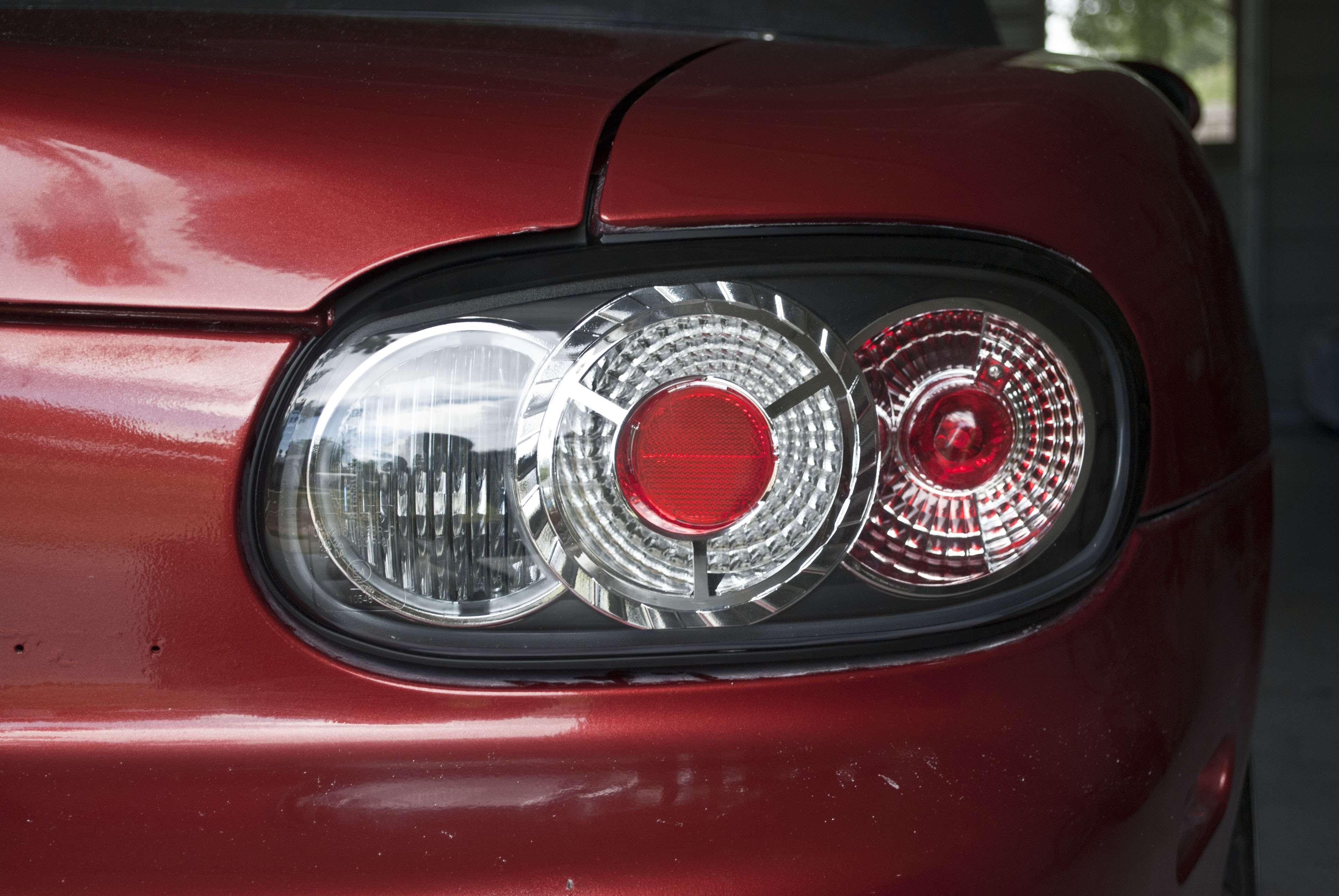 Dsc L on Mazda Miata Led Headlight Conversion